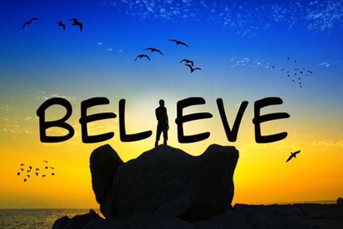 power of belief manoj keshav